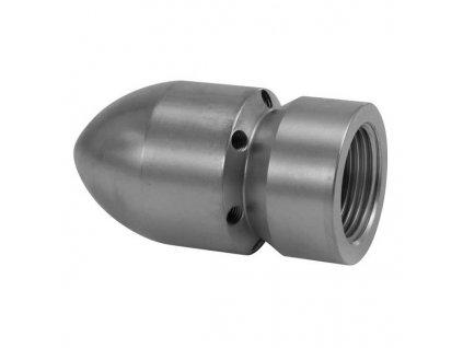 VTL tryska 3.4 IG tvrzená nerez 61 500bar prum. 38mm