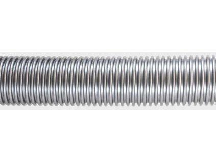 Sací hadice stříbrná vnitřní průměr 50 mm