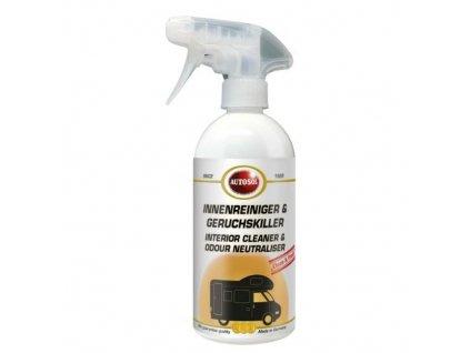Autosol Interior Cleaner and Odour Neutralizer čistič interiéru s pohlcovačem pachů