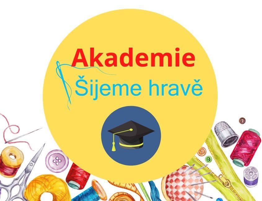 Otevíráme ONLINE akademii Šijeme hravě