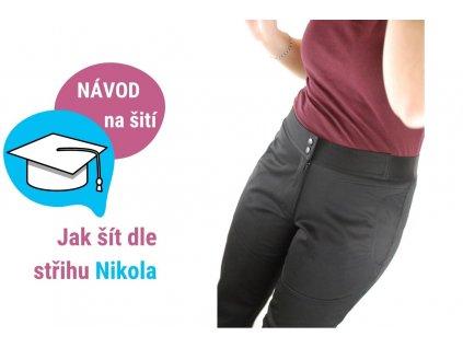 jak sit kalhoty nikola