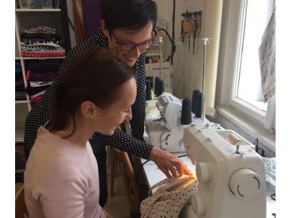 otevřený kurz šití