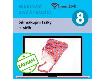 8 webinar zaznam siti tasky produkt