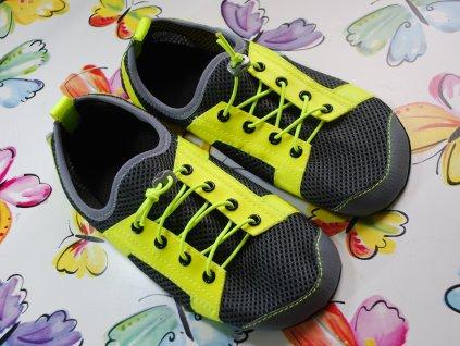 Barefoot botasky - NÁVOD