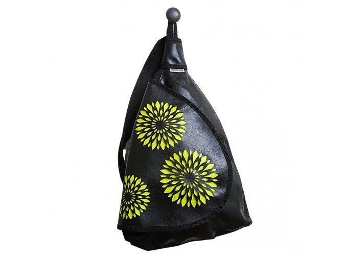 chamelea batoh žluté květy