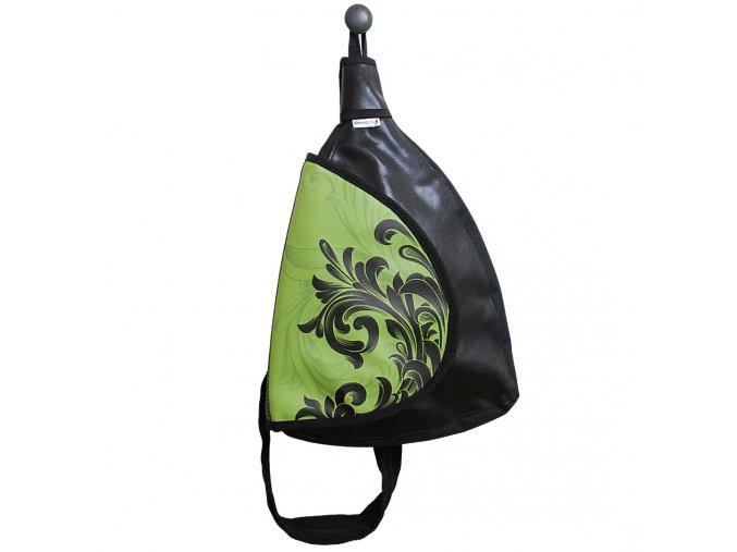 Batoh s klopou - Zelená louka