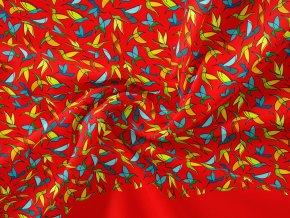 38 kolibřík červený