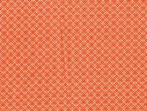 Vrchní díl balerínek - červené disky