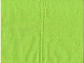 Vrchní díl balerínek - zelená