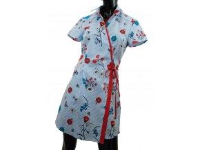 Košilové šaty Alena střih