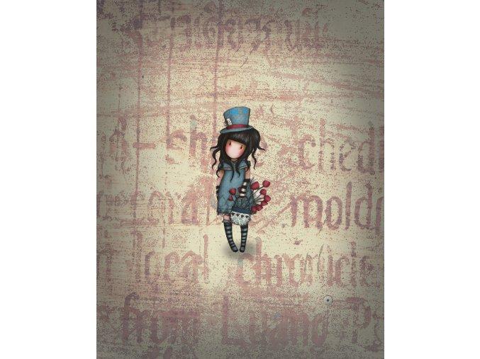 Panel holčička klobouk