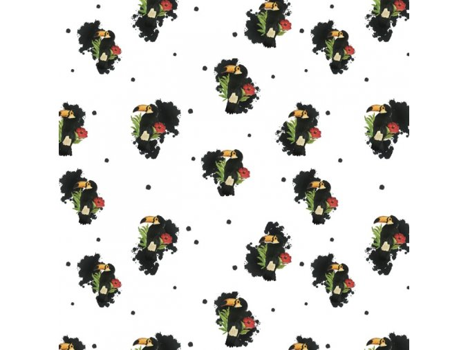 Úplet tukan a puntík