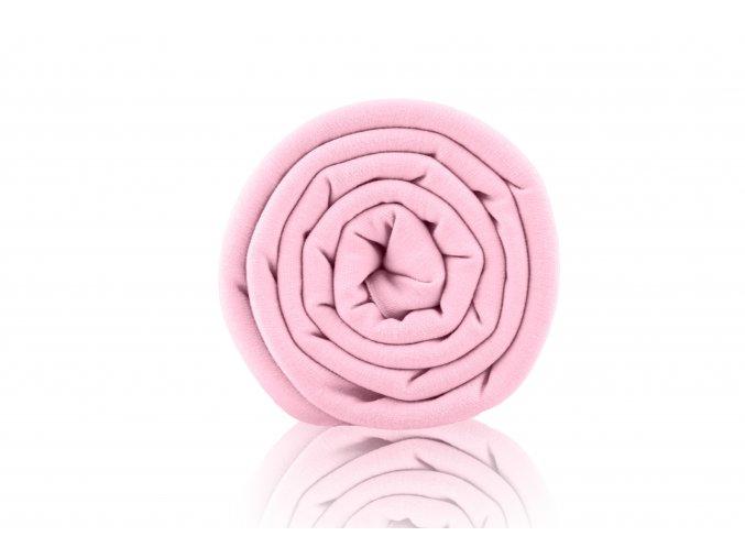 Náplet hladký růžovo fialová