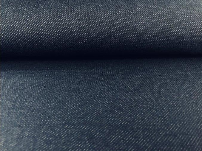 Teplákovina nepočesaná džíns