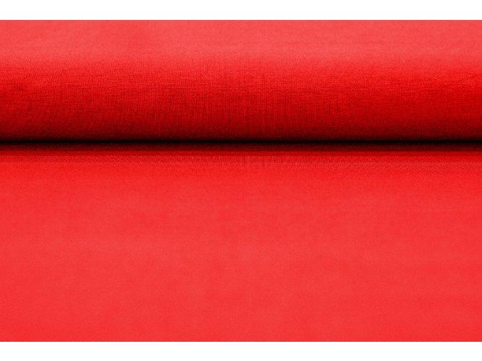 viskoza cihlova cervena