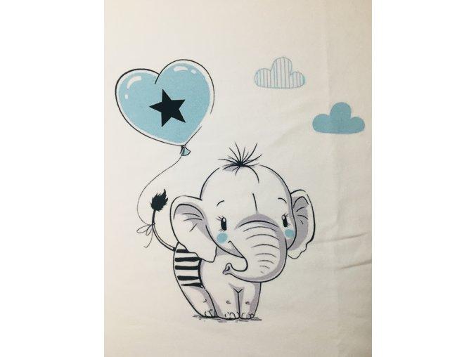 "Panel dlouhý ""slon"""