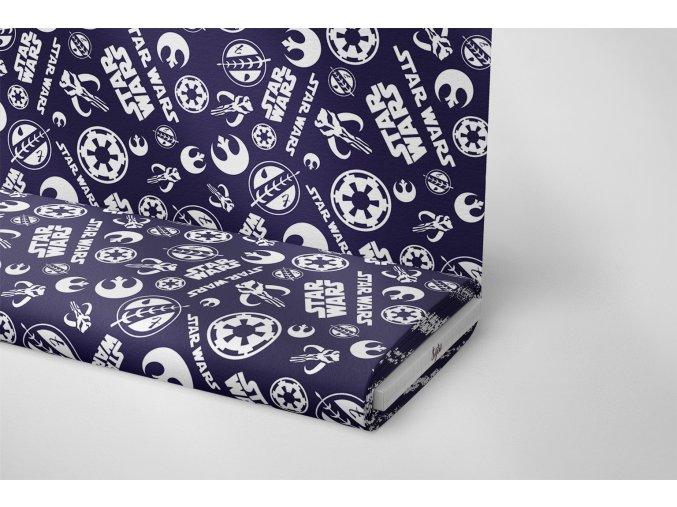 Úplet polyester star wars