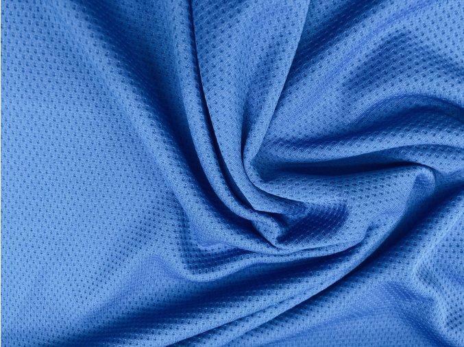 Úplet sportovní modrá new  perforovaný