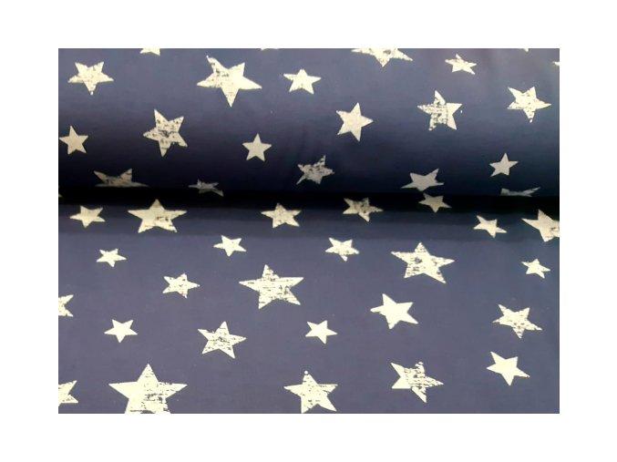 hvezda na modre