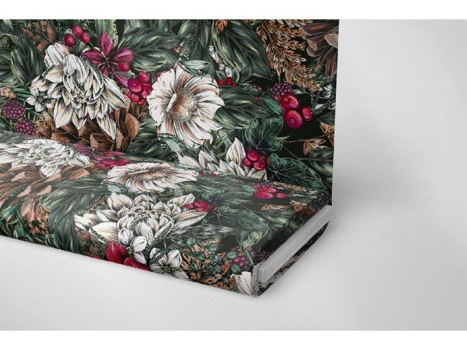 Teplákovina nepočesaná vánoční sen
