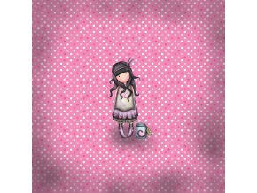 Panel holčička puntík