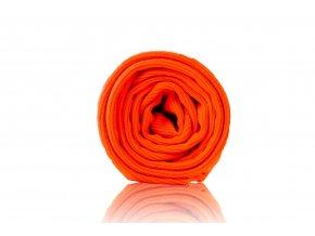 Náplet žebro oranžová