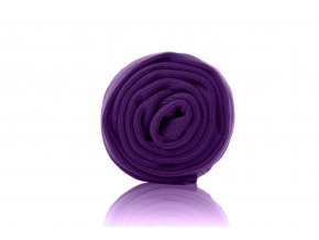 Náplet žebro fialová