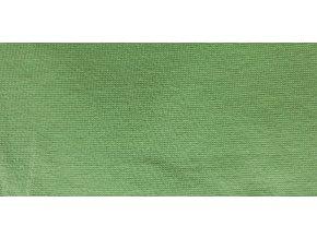 Náplet hladká středně zelená