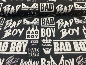 Úplet polyester bad boy