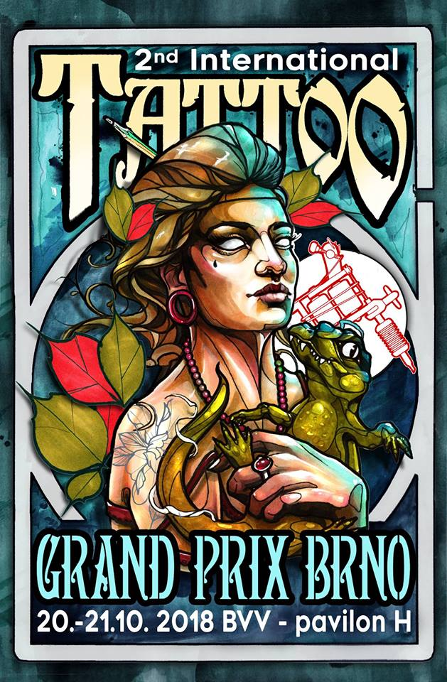 Tattoo Grand Prix 2018