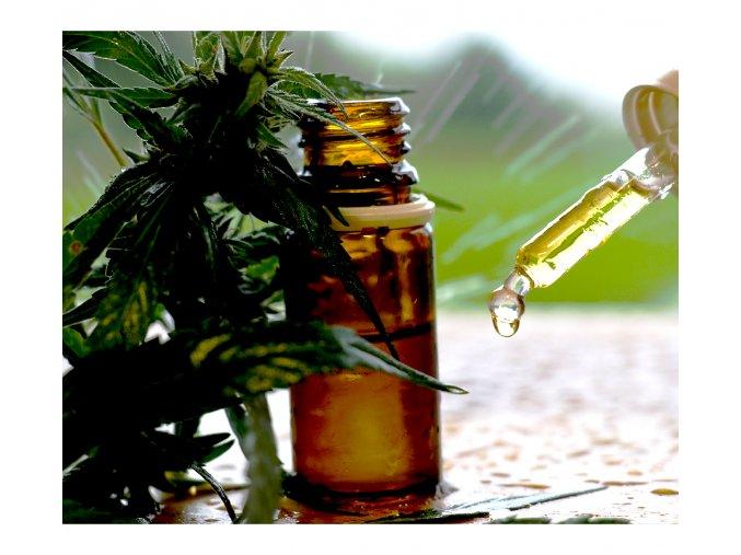 Esenciální olej Cannabis sativa L. 5 ml