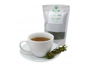 Konopný čaj RELAXUJTÉÉÉ 25g ruční sběr