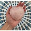 Srdce z růženínu 9 x 9 cm