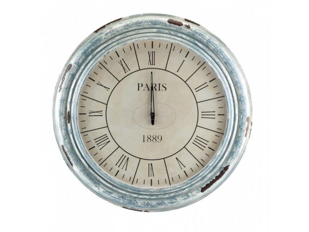 Dřevěné hodiny 1889AL