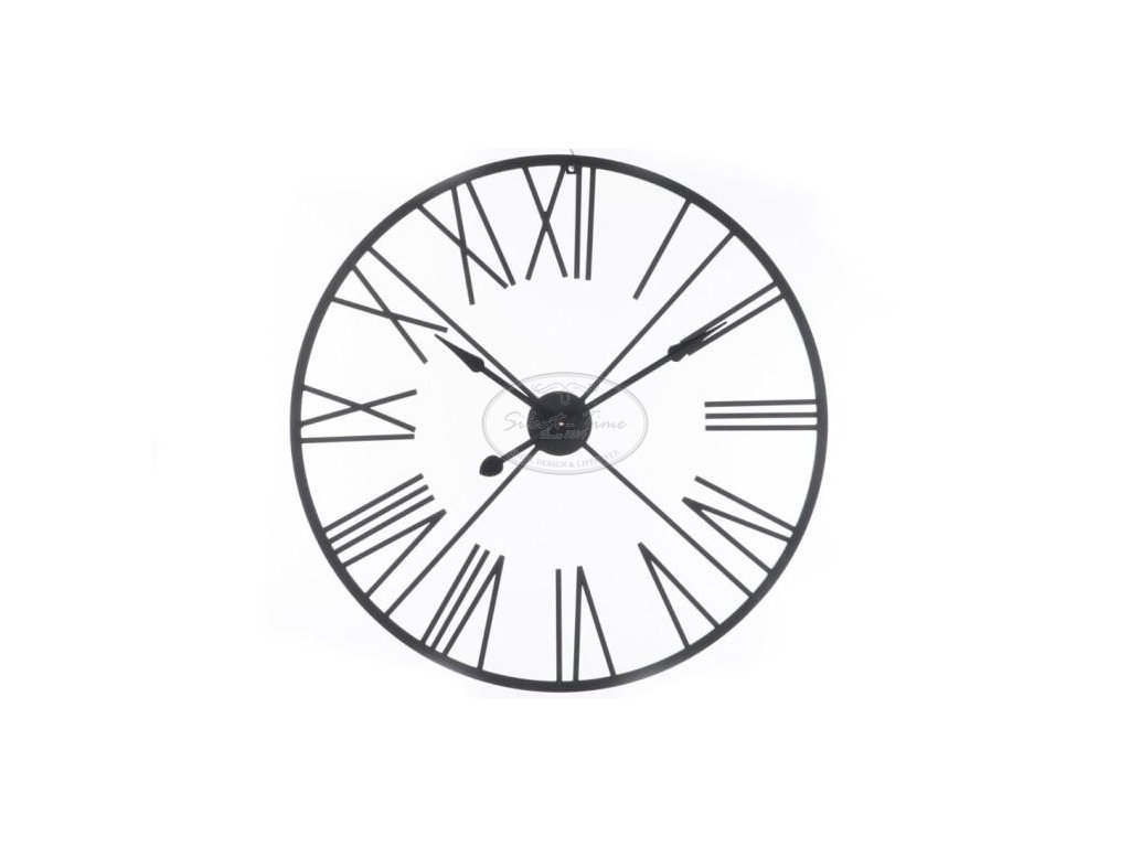 Kovové hodiny NUMMET