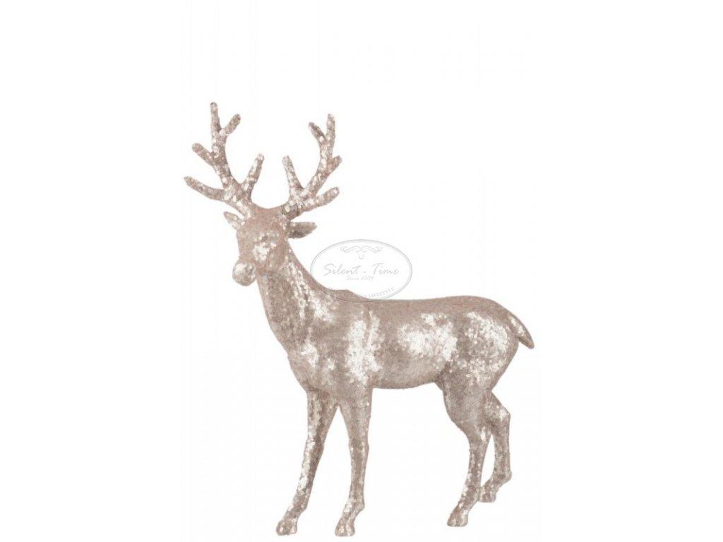 Vánoční dekorace JELEN 2