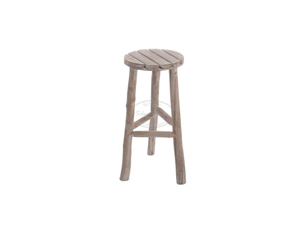 Barová stolička - NATUR