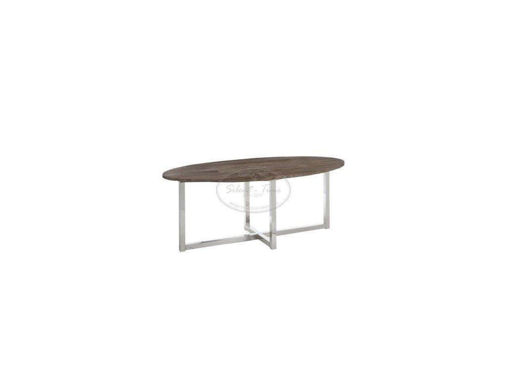 Jídelní stůl oválný DEXT