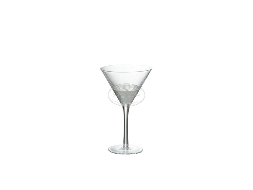 Sklenice COCTAIL SILVER