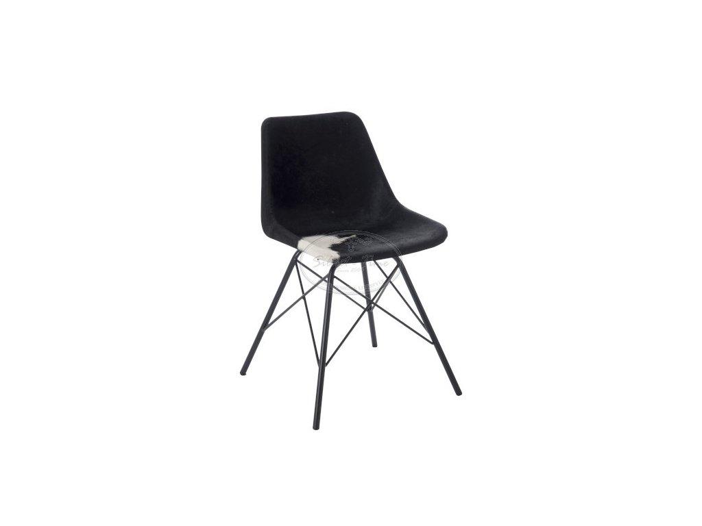 Kožená židle POLO GOAT 1