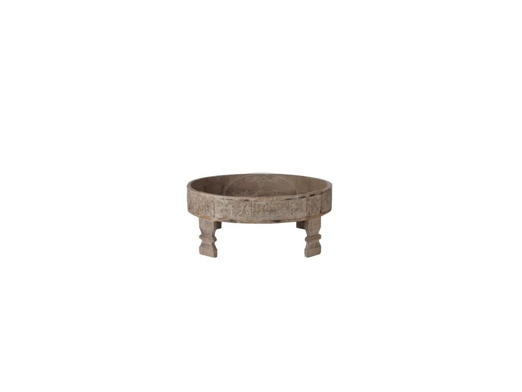 Velký kulatý stolek RECTANGULAR
