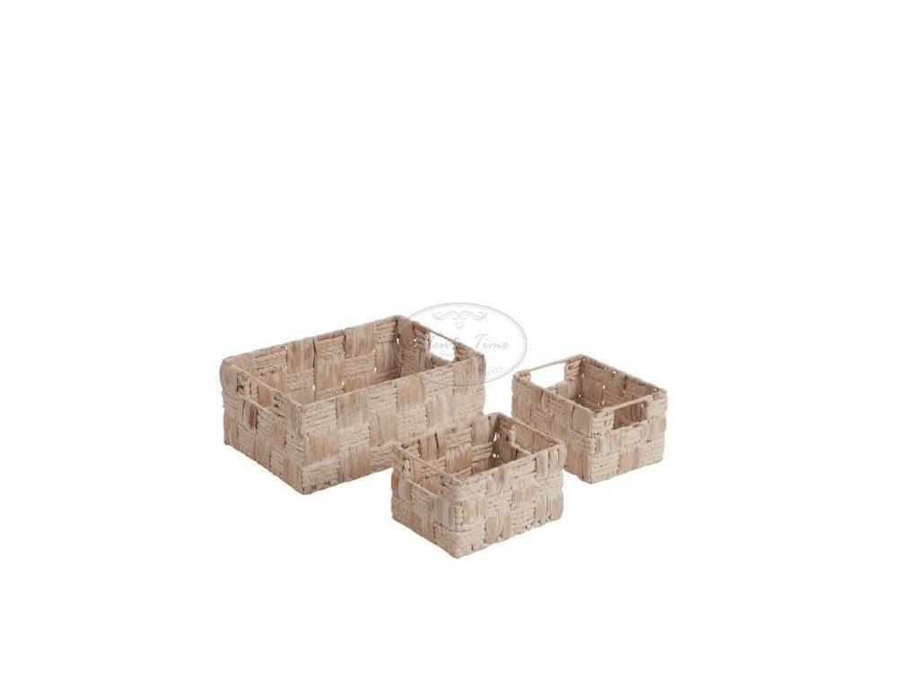 Set lýkových košíků NATUR