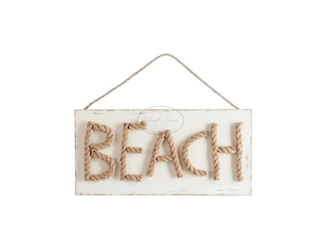 Obraz dřevěný panel  BEACH