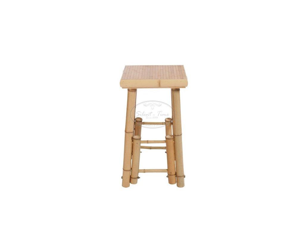 Barová židle BAMBOO
