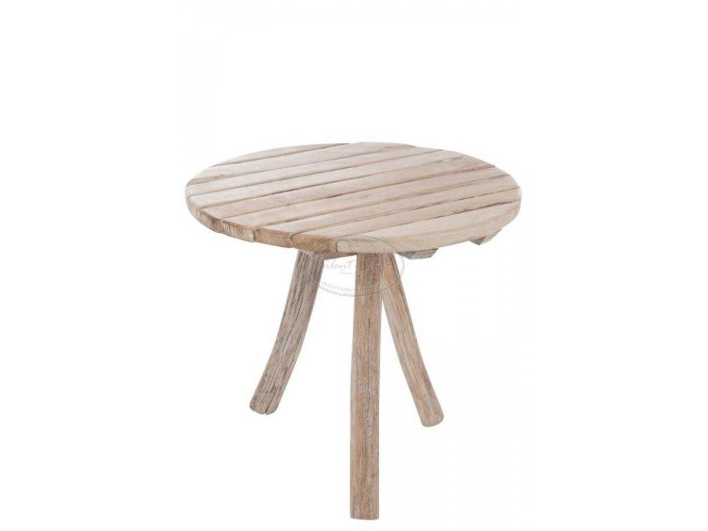 Stolek dřevěný BRANCHES