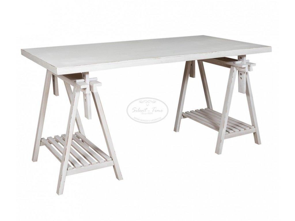 Dřevěný stůl WHITE DAY