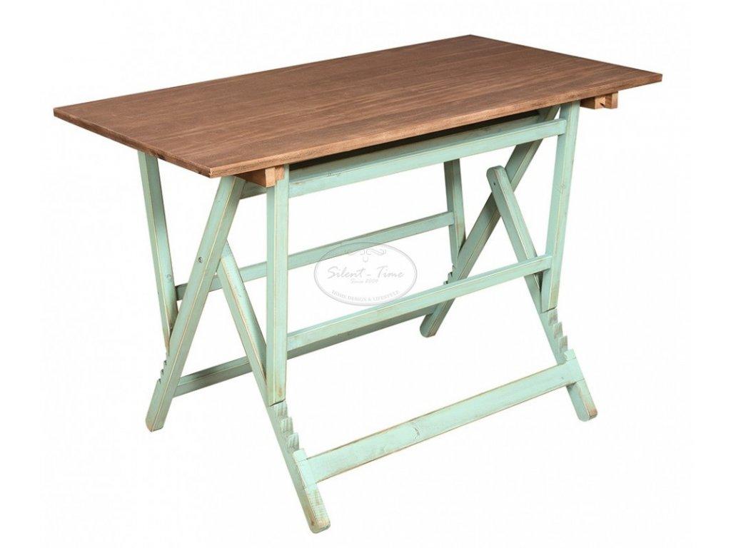 Zahradní stůl skládací BLUE DAY