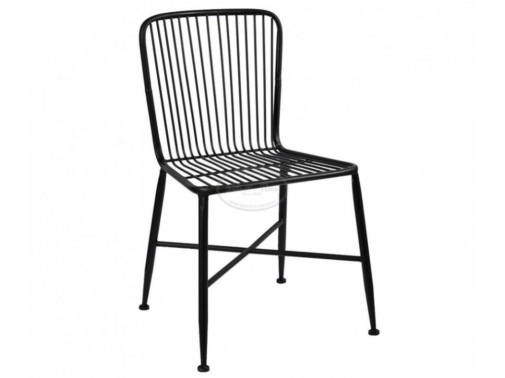 Kovová židle LOFT free