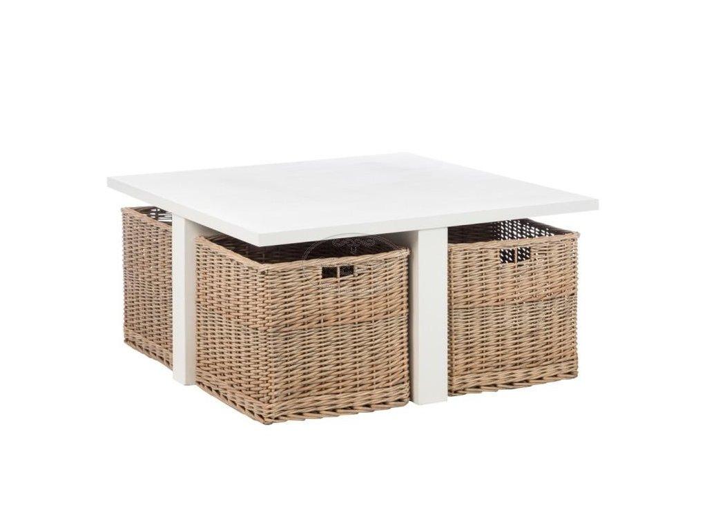 Kávový stolek RIVIERA