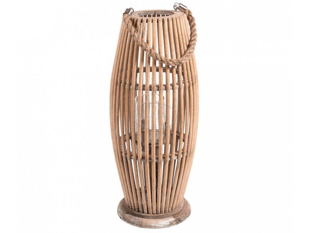 Lucerna bambusová CLUNDY